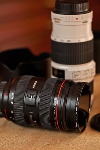 Lens lenses zoom lenses.