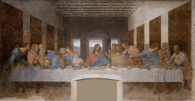 Leonardo da vinci the last supper the last meal, religion.