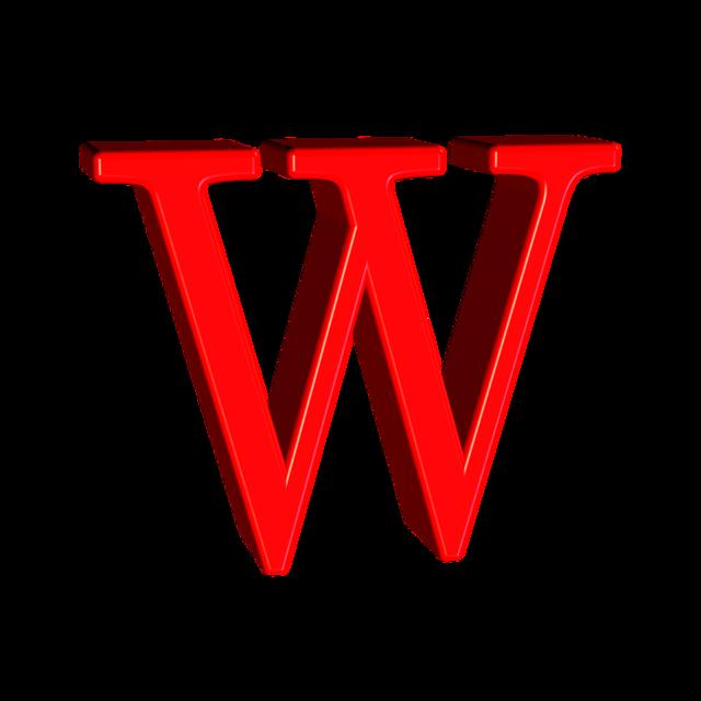 Letter alphabet font.