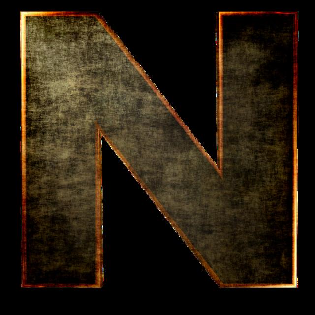 Letter character alphabet.