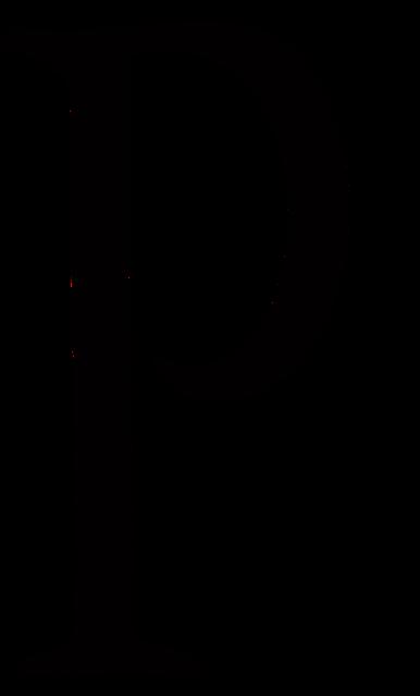 Letter p alphabet.