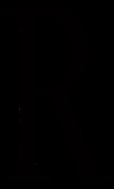 Letter r alphabet.