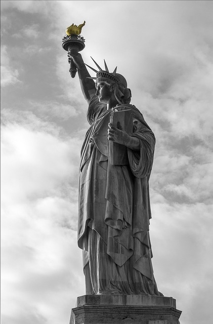 Liberty usa new york, places monuments.