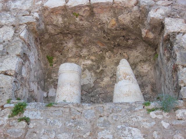 Liburnian gravestones grave stones krk.