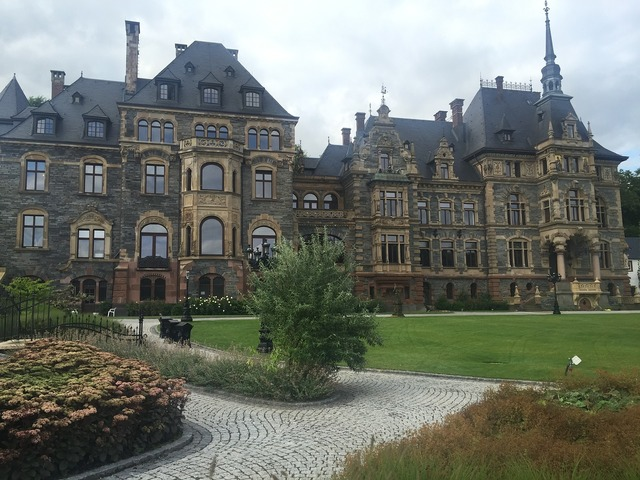 Lieser castle mosel.