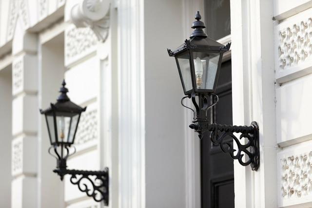 Light decorative lamp, science technology.