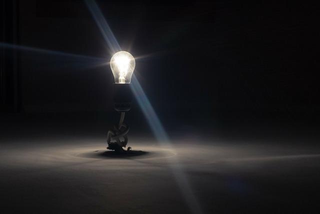 Lightbulb lamp light.