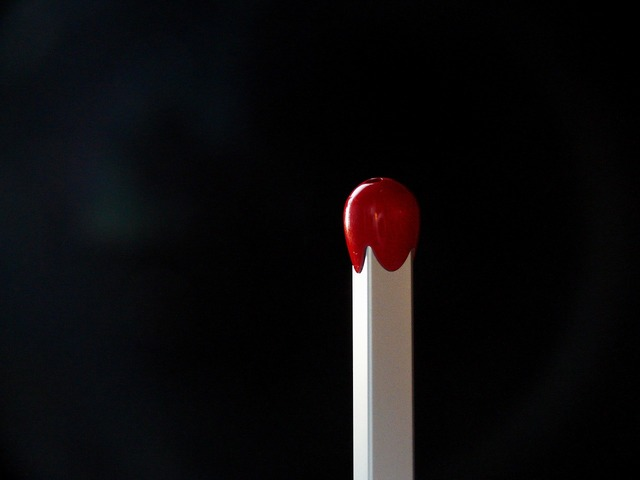 Lighter flame match.