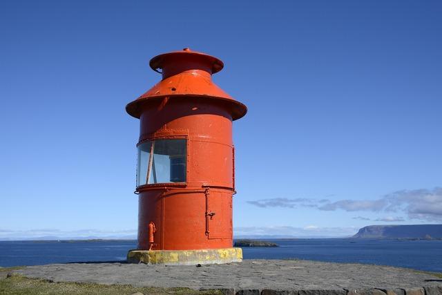 Lighthouse lighthouse súgandisey stykkishólmur.