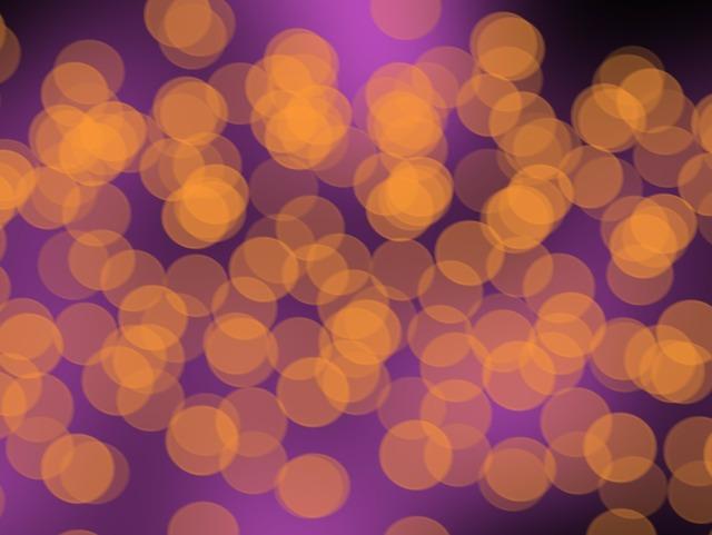Lights golden yellow.
