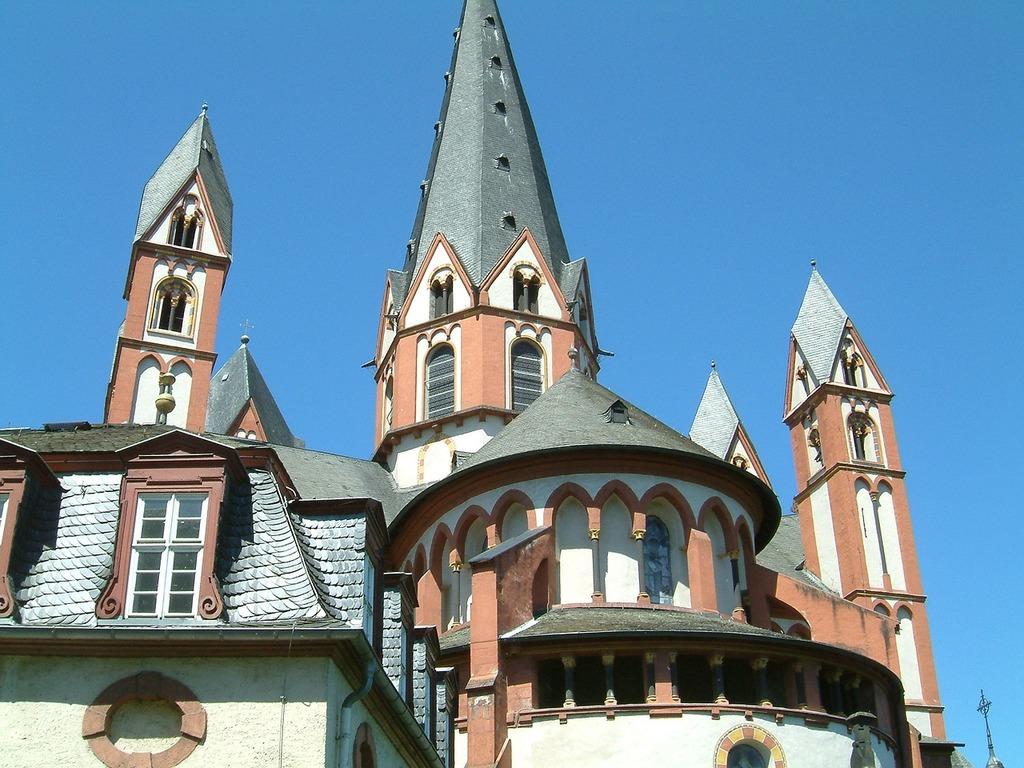 Limburg church dom, religion.