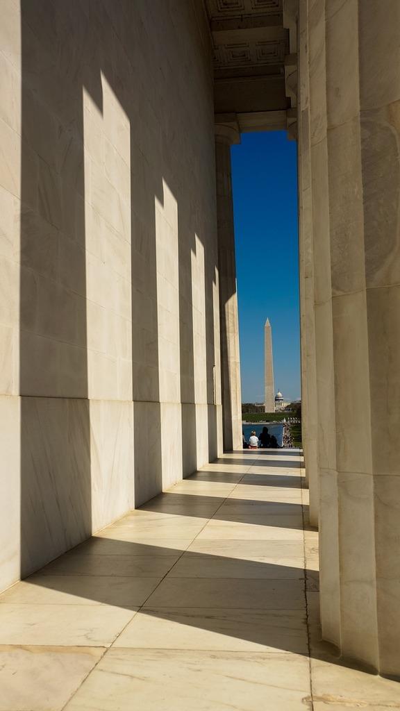 Lincoln memorial capitol washington monument, architecture buildings.