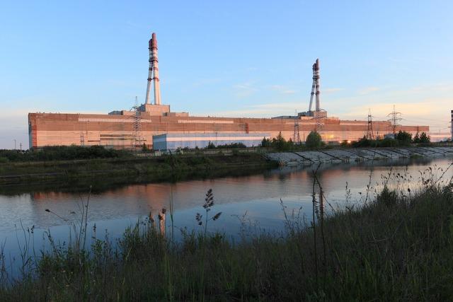Lithuania ignalina nuclear, nature landscapes.