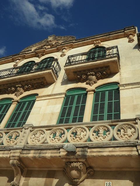 Llucmajor home architecture, architecture buildings.