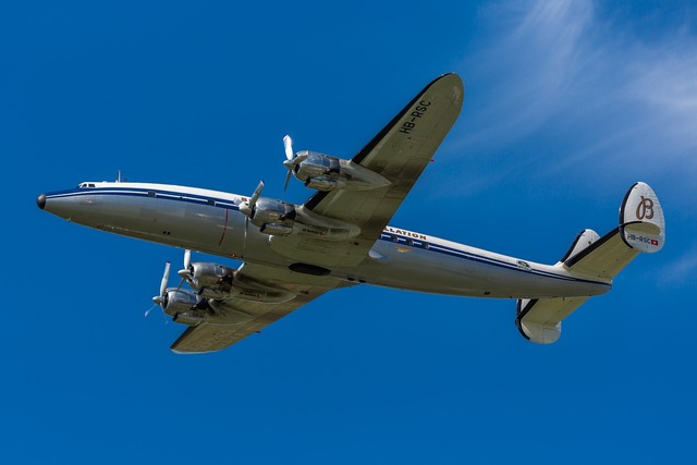 Lockheed super constellation conny.