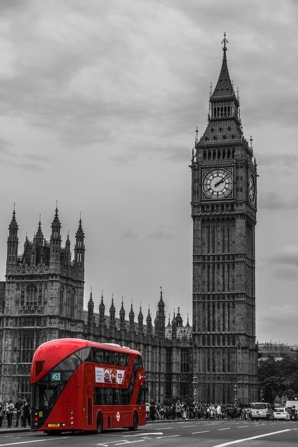 London bus double decker bus, transportation traffic.