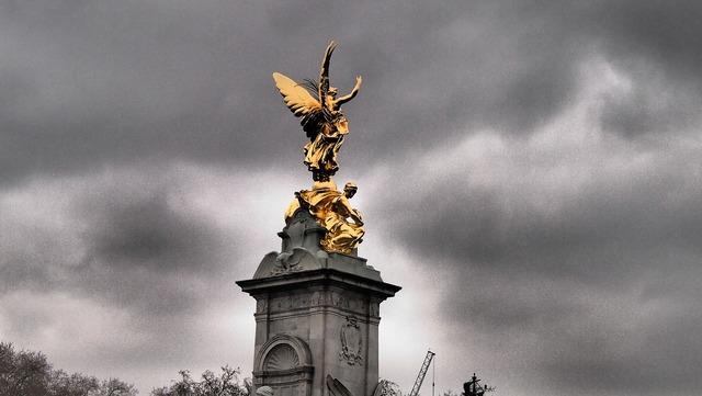 London park buckingham.