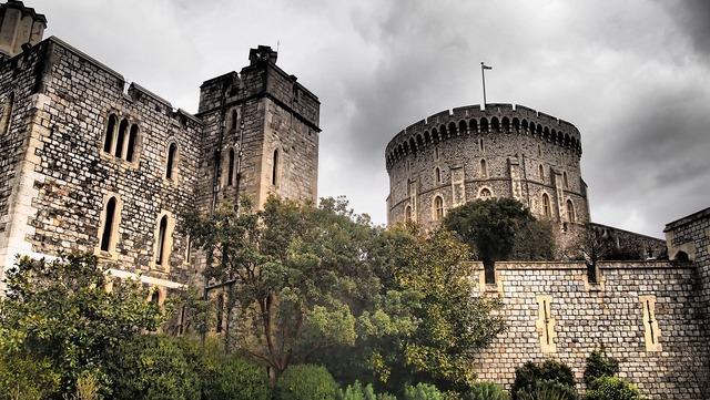 London park windsor castle.