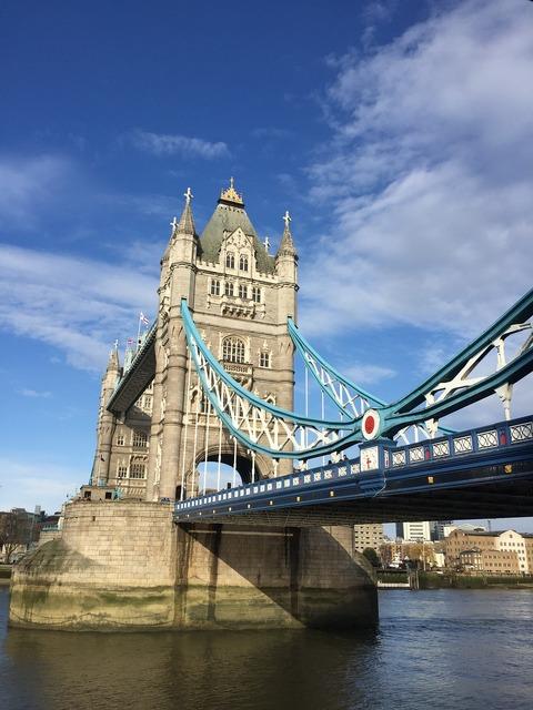 London tower bridge river, places monuments.