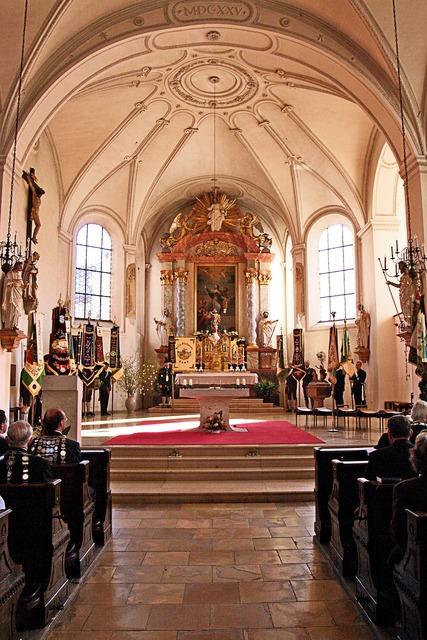 Lords table church saint jakob, religion.