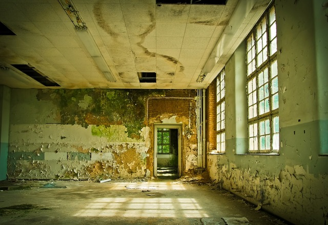 Lost places lapsed old, architecture buildings.