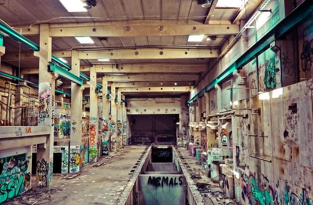 Lost places leave pforphoto, architecture buildings.
