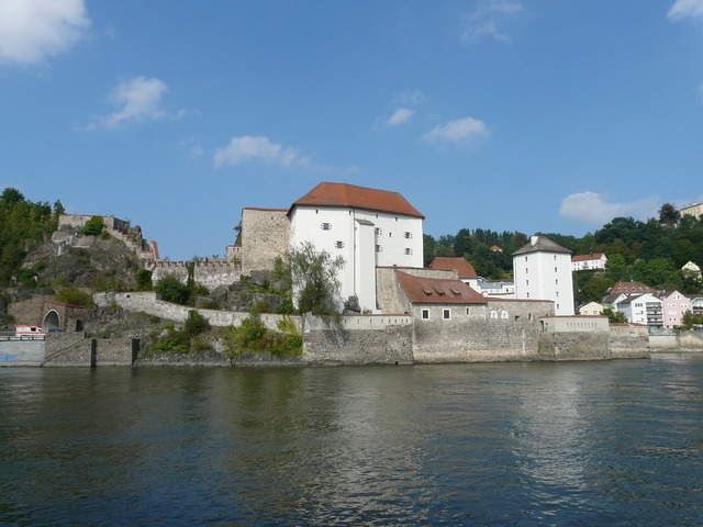 Lower house castle passau, architecture buildings.