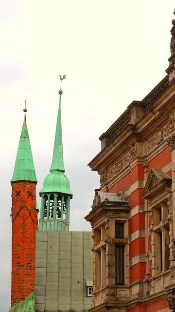 Lübeck hanseatic league middle ages.