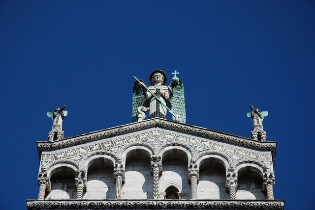 Lucca italy monuments, places monuments.