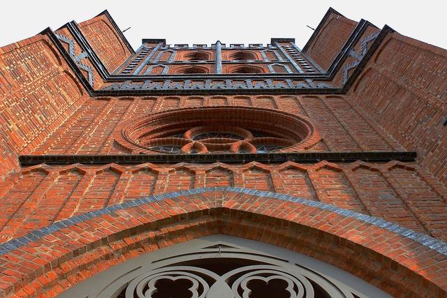 Ludwigslust-parchim catholic church church, religion.