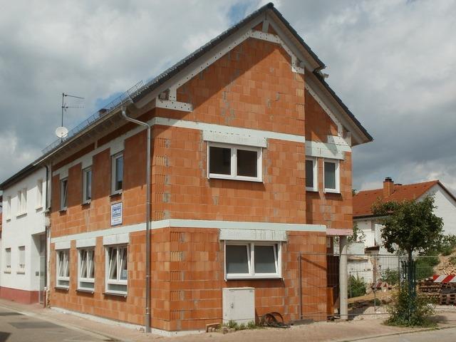 Ludwigstr hockenheim house, architecture buildings.