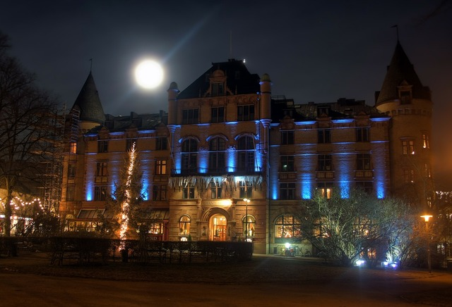 Lund sweden grand hotel, architecture buildings.