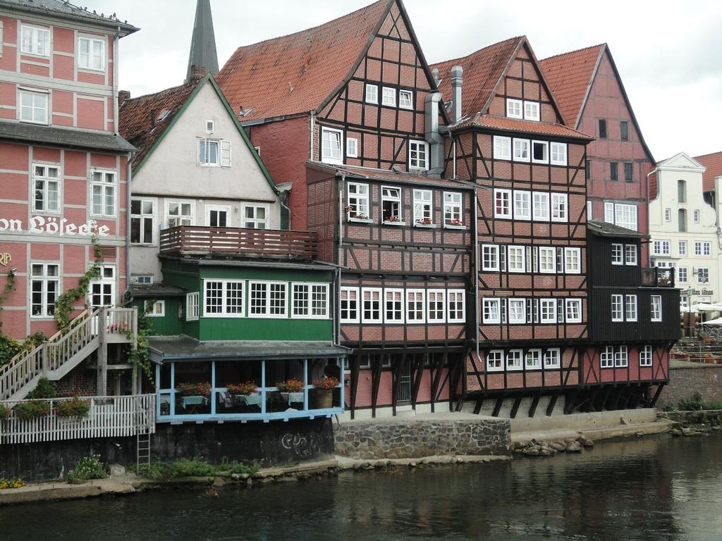Lüneburg water bank.