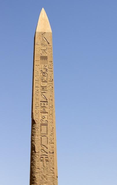 Luxor karnak obelisk, religion.