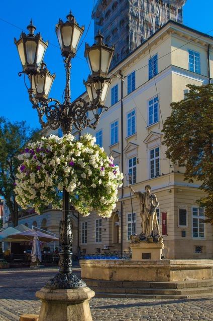 Lviv ukraine europe, travel vacation.