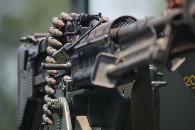M60 machine gun army.