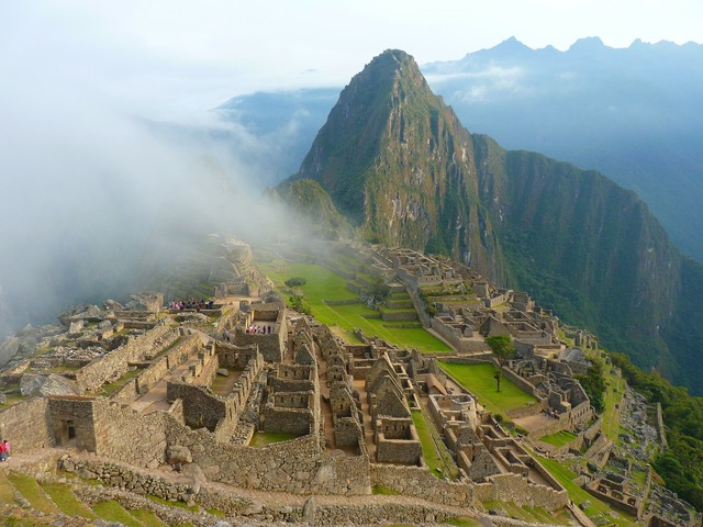 Machu picchu machupicchu ruins, travel vacation.