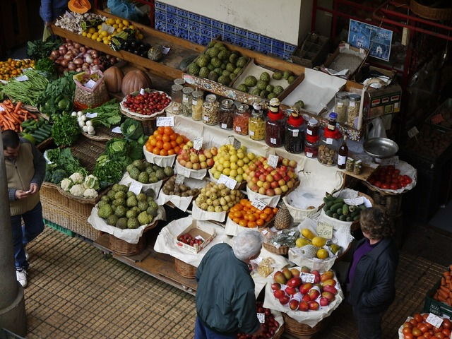 Madeira fruits portugal, food drink.