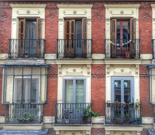 Madrid spain spanish, architecture buildings.