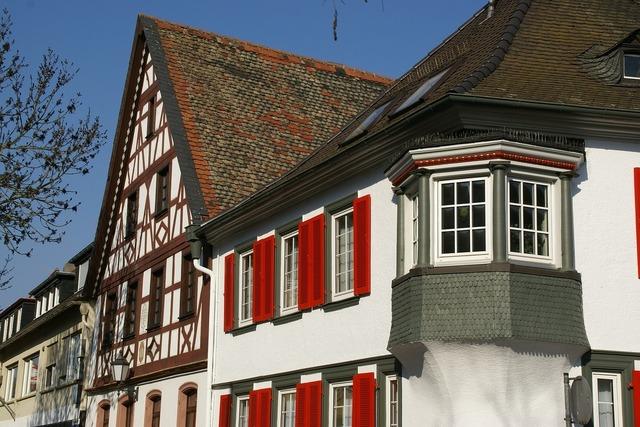 Magdalenenstrasse gernsheim house, architecture buildings.