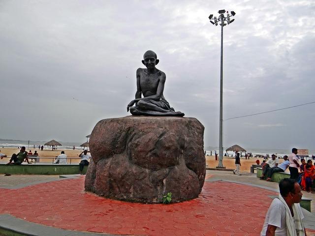 Mahatma gandhi statue, places monuments.
