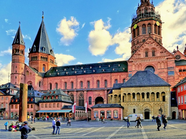 Mainz cathedral mainz dom, religion.