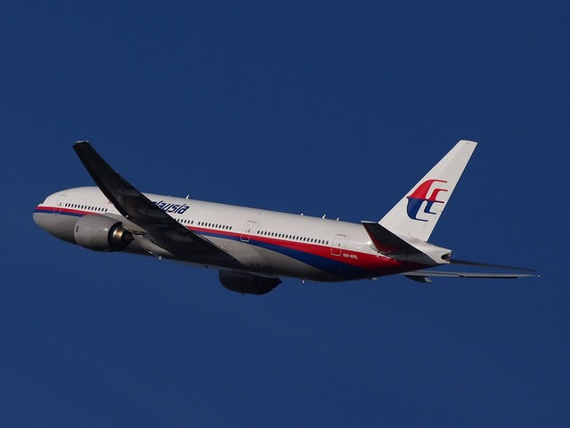 Malaysia airlines aircraft boeing.