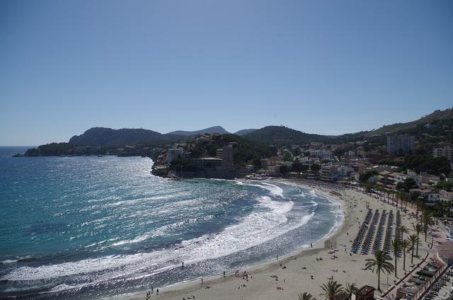 Mallorca peguera booked, travel vacation.