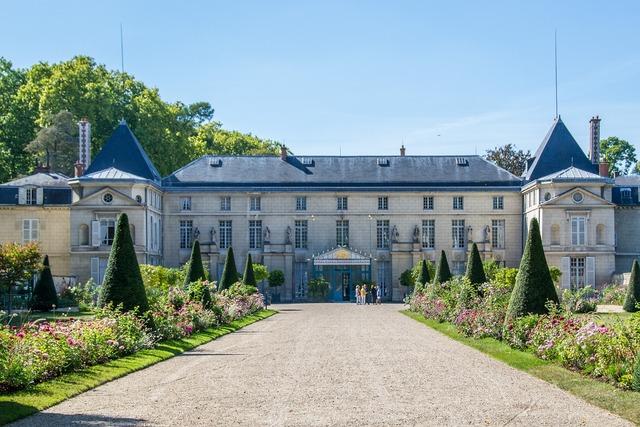 Malmaison castle napoleon, architecture buildings.
