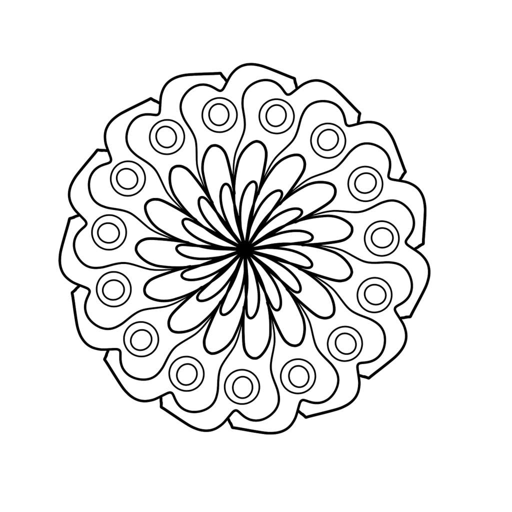 Mandala coloring page coloring for adults, backgrounds textures ...