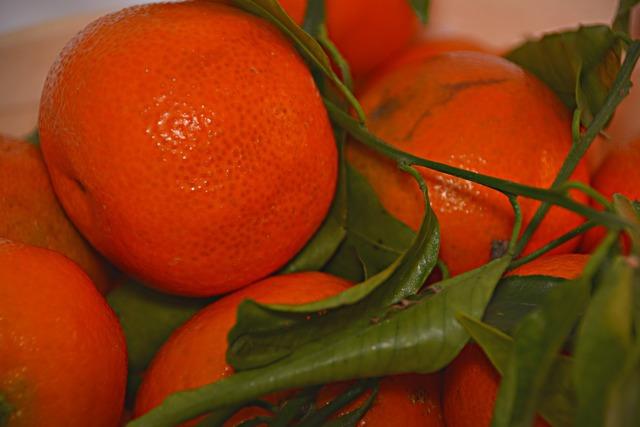 Mandarins fruit citrus, food drink.