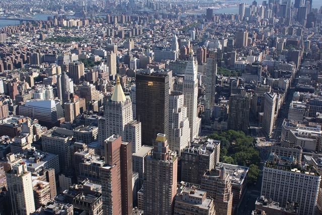 Manhattan new york usa.