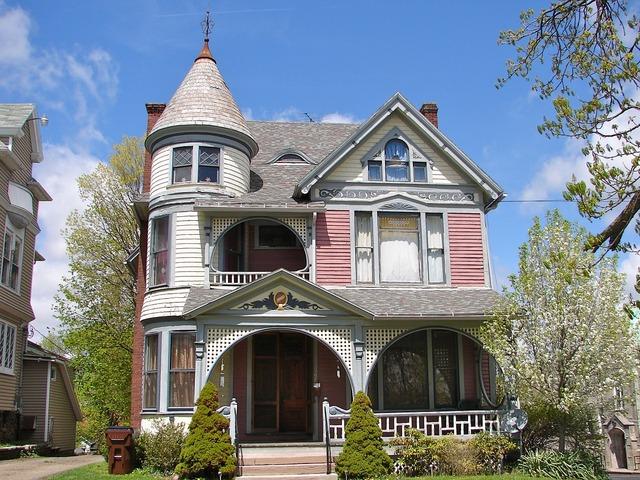 Mansfield richland county ohio, architecture buildings.
