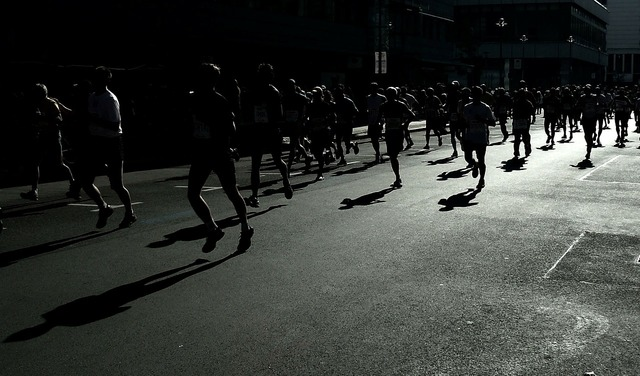 Marathon sports race, sports.